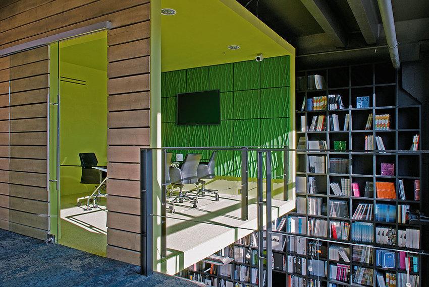 Фотография: Офис в стиле , Офисное пространство, Дома и квартиры, Проект недели, Artplay – фото на InMyRoom.ru