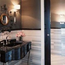 Фотография: Ванная в стиле Классический, Современный, Декор интерьера, Квартира, Декор, Советы, раковина, раковина в ванной – фото на InMyRoom.ru