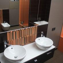 Фото из портфолио Ванные комнаты – фотографии дизайна интерьеров на InMyRoom.ru