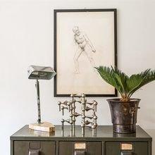Фото из портфолио Шведская квартира с Северо-Европейским дизайном – фотографии дизайна интерьеров на INMYROOM