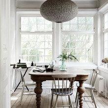 Фото из портфолио Светлый и просторный летний деревянный дом – фотографии дизайна интерьеров на InMyRoom.ru