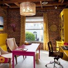 Фотография: Офис в стиле Лофт, Эклектика, Декор интерьера, Дизайн интерьера, Цвет в интерьере, Dulux, ColourFutures – фото на InMyRoom.ru
