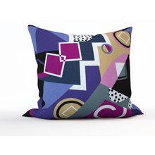 Декоративная подушка: Модный авангард