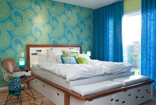 Фотография: Спальня в стиле Современный, Эко, Квартира, Советы, Гид – фото на InMyRoom.ru