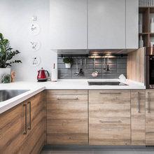 Фотография: Кухня и столовая в стиле Лофт, Современный, Квартира, Дома и квартиры, IKEA, Минимализм, Проект недели – фото на InMyRoom.ru
