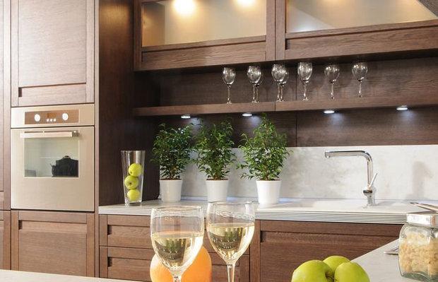Фотография: Кухня и столовая в стиле Современный, Восточный, Декор интерьера, Интерьер комнат – фото на InMyRoom.ru