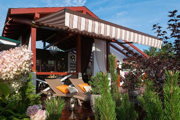 Фотография: Терраса в стиле Современный, Советы, Дом и дача, Dufa – фото на INMYROOM