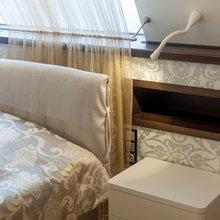 Фото из портфолио Двухуровневая квартира в Нижнем Новгороде – фотографии дизайна интерьеров на InMyRoom.ru