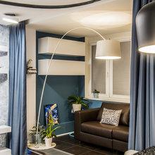 Фото из портфолио Квартира для стильной жизни – фотографии дизайна интерьеров на INMYROOM