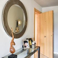 Фотография: Прихожая в стиле Современный, Квартира, Испания, Проект недели, Ксения Турик – фото на InMyRoom.ru
