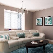 Фото из портфолио Дизайн интерьера квартиры в Юрмале – фотографии дизайна интерьеров на InMyRoom.ru