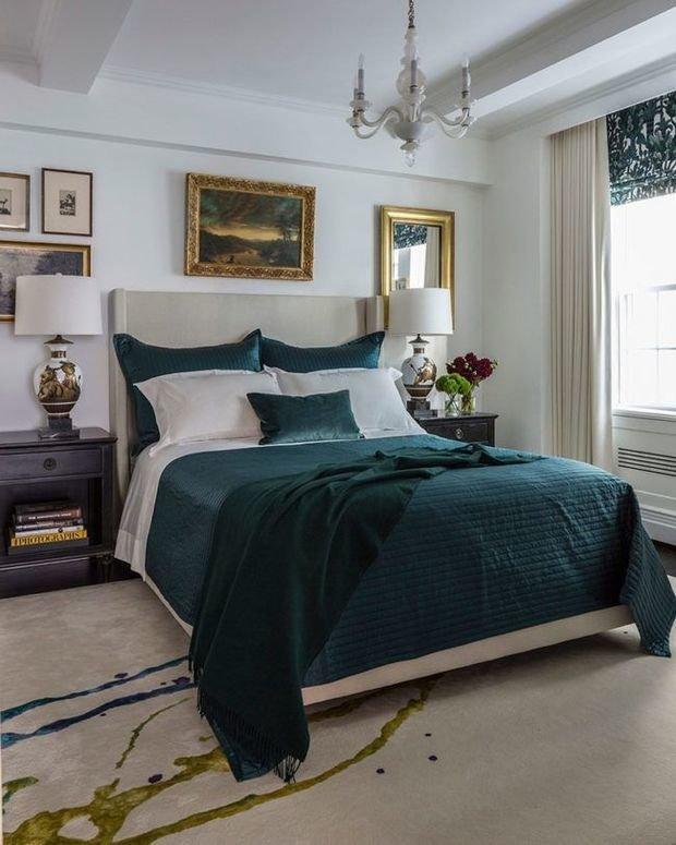 Фотография: Спальня в стиле Прованс и Кантри, Декор интерьера, Квартира – фото на InMyRoom.ru