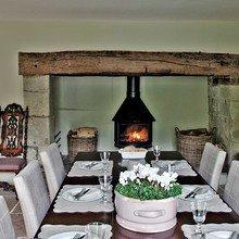 Фотография: Кухня и столовая в стиле Кантри, Классический, Декор интерьера, Дом, Декор – фото на InMyRoom.ru