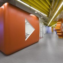 Фотография: Офис в стиле Современный, Офисное пространство, Дома и квартиры, Городские места – фото на InMyRoom.ru