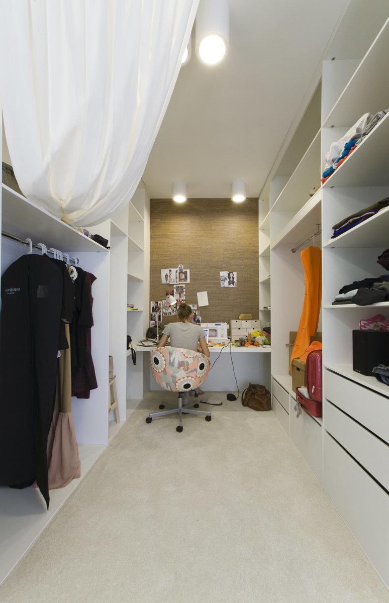 Фотография: Офис в стиле Современный, Декор интерьера, Квартира, Дома и квартиры, IKEA, Перегородки – фото на InMyRoom.ru
