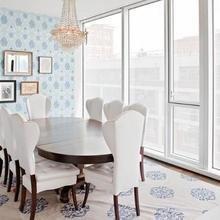 Фотография: Кухня и столовая в стиле Кантри, Декор интерьера, Квартира, Дом, Декор дома, Люди, Картины – фото на InMyRoom.ru