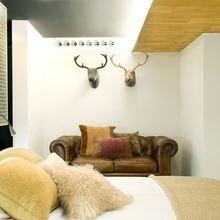 Фотография: Спальня в стиле Лофт, Дом, Дома и квартиры – фото на InMyRoom.ru