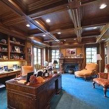 Фотография: Офис в стиле Классический, Декор интерьера, Дом, Дома и квартиры, Интерьеры звезд – фото на InMyRoom.ru