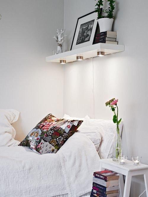 Фотография: Спальня в стиле Скандинавский, Современный, Декор интерьера, Мебель и свет – фото на InMyRoom.ru