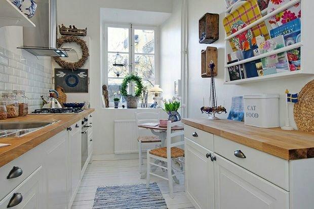 Фотография: Кухня и столовая в стиле Скандинавский, Советы, Гид, Finish – фото на InMyRoom.ru