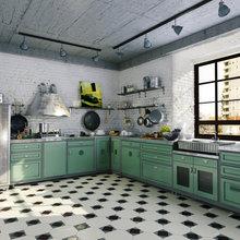 Фото из портфолио Лофт для двоих – фотографии дизайна интерьеров на InMyRoom.ru