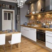 Фотография: Кухня и столовая в стиле Кантри, Лофт, Декор интерьера – фото на InMyRoom.ru