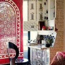 Фотография: Офис в стиле Современный, Восточный, Эклектика – фото на InMyRoom.ru
