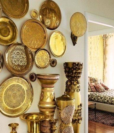 Фотография: Декор в стиле Прованс и Кантри, Восточный, Эклектика, Декор интерьера, Дизайн интерьера, Цвет в интерьере – фото на InMyRoom.ru