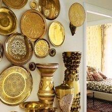 Фотография: Декор в стиле Кантри, Восточный, Эклектика, Декор интерьера, Дизайн интерьера, Цвет в интерьере – фото на InMyRoom.ru