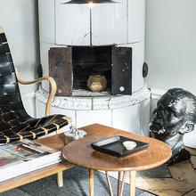Фото из портфолио  Миниатюрная квартира 31 кв.м – фотографии дизайна интерьеров на INMYROOM