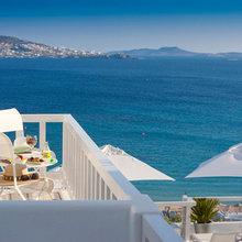 Фотография: Балкон в стиле Современный, Дома и квартиры, Городские места, Отель, Греция – фото на InMyRoom.ru