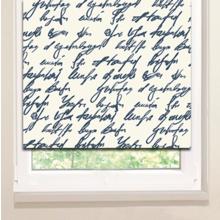 Рулонные шторы: Письмо