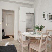 """Фото из портфолио """"Скандинавская стилизация"""" в мягких тонах, Гётеборг – фотографии дизайна интерьеров на INMYROOM"""