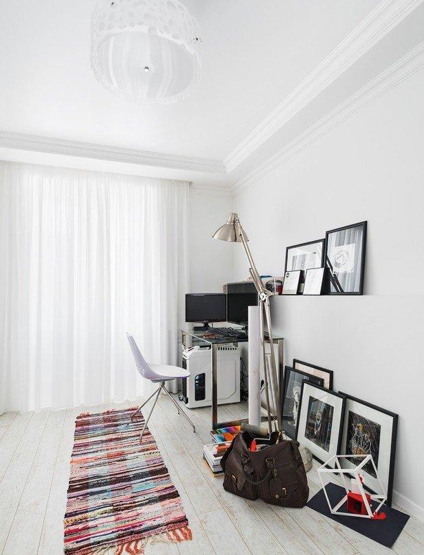 Фотография: Гостиная в стиле Скандинавский, Декор интерьера, Декор дома, Картины – фото на InMyRoom.ru