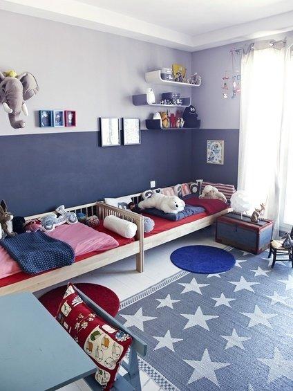 Фотография: Детская в стиле Скандинавский, Декор интерьера, Декор дома, Пол – фото на InMyRoom.ru