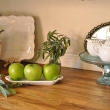 Фотография: Кухня и столовая в стиле Кантри, Классический, Современный, Интерьер комнат, Тема месяца – фото на InMyRoom.ru