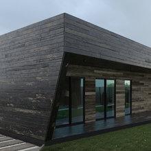 Фото из портфолио Wood-House – фотографии дизайна интерьеров на InMyRoom.ru