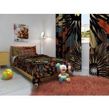 Комплект для спальной комнаты: Пестрые краски