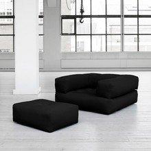 """Кресло-кровать """"Cube BLACK"""""""