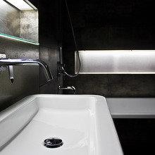 Фото из портфолио Квартира в стиле лофт под аренду – фотографии дизайна интерьеров на INMYROOM