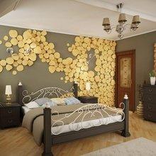 Фотография: Спальня в стиле Кантри, Современный, Эклектика, Декор интерьера, Мебель и свет – фото на InMyRoom.ru