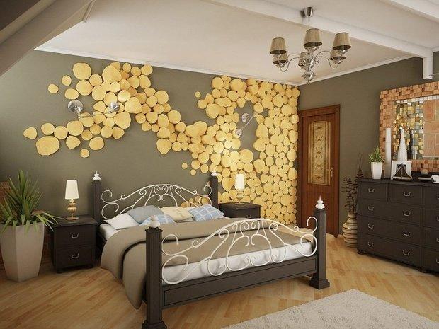 Фотография: Спальня в стиле Прованс и Кантри, Современный, Эклектика, Декор интерьера, Мебель и свет – фото на InMyRoom.ru