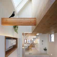 Фото из портфолио Максимизация вертикального пространства – фотографии дизайна интерьеров на INMYROOM