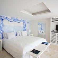 Фотография: Спальня в стиле Современный, Эко, Дома и квартиры, Городские места, Отель, Бразилия – фото на InMyRoom.ru