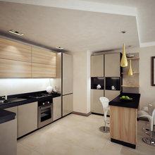 Фотография: Кухня и столовая в стиле Современный, Советы, Ремонт, Ремонт на практике – фото на InMyRoom.ru