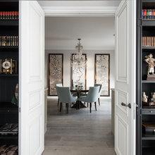 Фотография: Гостиная в стиле Современный, Квартира, Проект недели – фото на InMyRoom.ru