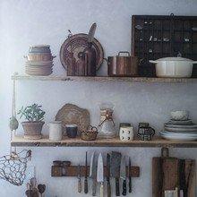 Фото из портфолио  Кухня- сердце дома!!!! – фотографии дизайна интерьеров на INMYROOM