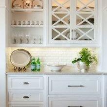 Фотография: Кухня и столовая в стиле Кантри, Квартира, Мебель и свет, Советы – фото на InMyRoom.ru