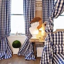 Фотография: Спальня в стиле Кантри, Цвет в интерьере, Стиль жизни, Советы, Ткани, Галерея Арбен, Шторы, Окна – фото на InMyRoom.ru