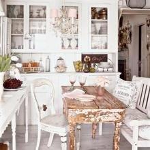 Фотография: Мебель и свет в стиле Кантри, Декор интерьера, DIY, Дизайн интерьера, Шебби-шик – фото на InMyRoom.ru
